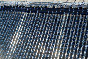 redes de protección para evitar caídas