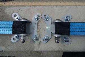 sistema de seguridad en altura para trabajos temporales