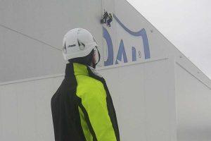 trabajos verticales realizados por los especialistas de workprotec