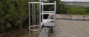 escaleras certificadas para trabajo en alturas
