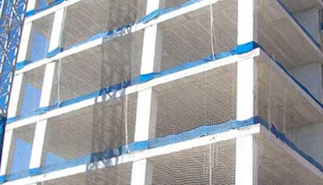 mallas de seguridad para obras