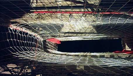 redes de seguridad para obras