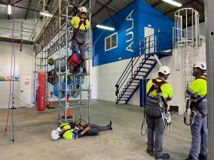 cursos de rescates en altura