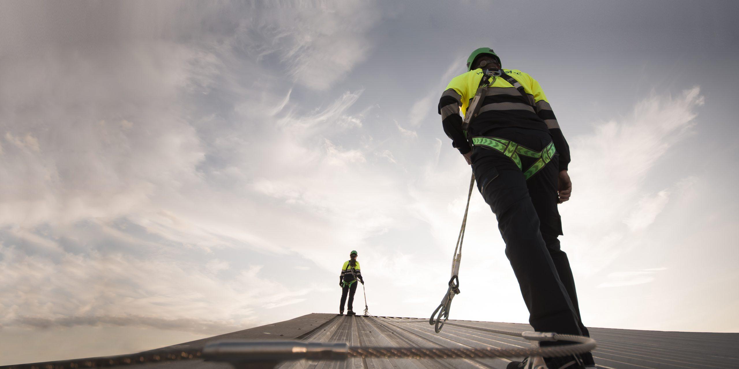 Soluciones integrales de seguridad en altura - Workprotec