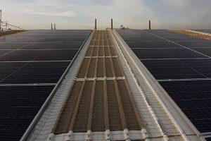 redes de seguridad para instalar placas fotovoltaicas