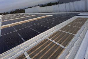 malla electrosoldada para instalar placas fotovoltaicas