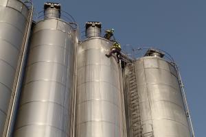 trabajos verticales de Workprotec