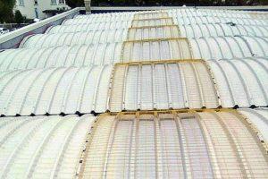 redes de seguridad tipo S para instalar placas solares