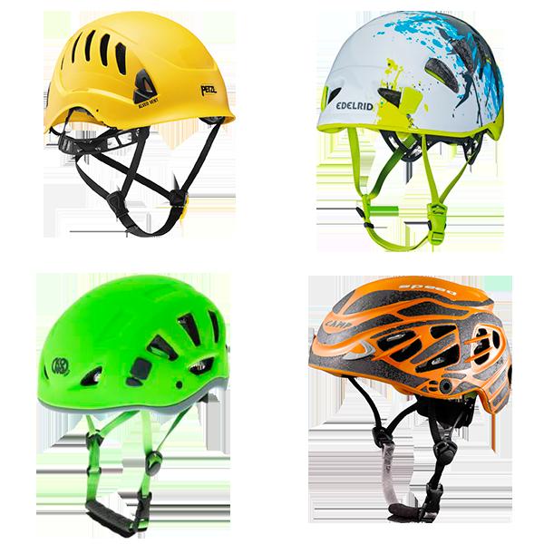 cascos protectores conforme a la EN 12492