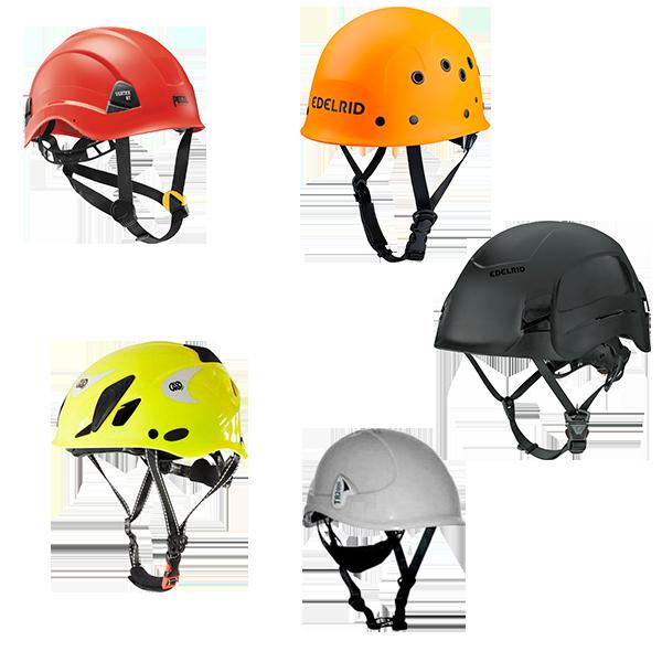 cascos protectores conforme a la EN 397
