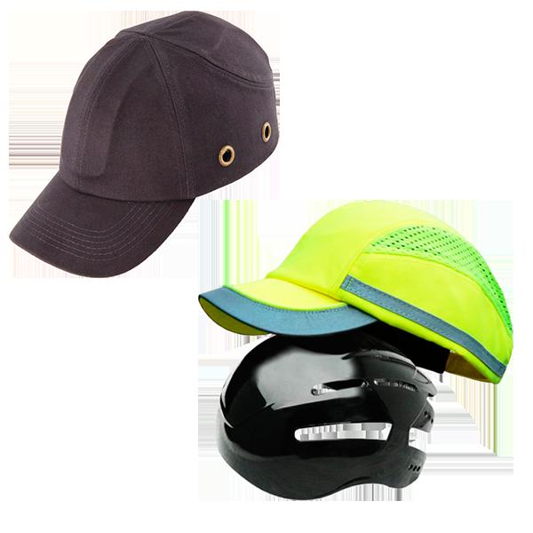 cascos protectores conforme a la norma EN 812