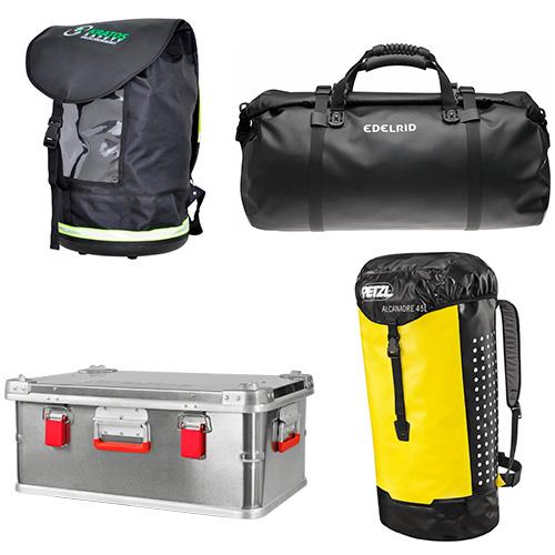 bolsas o sacas para almacenaje y transporte