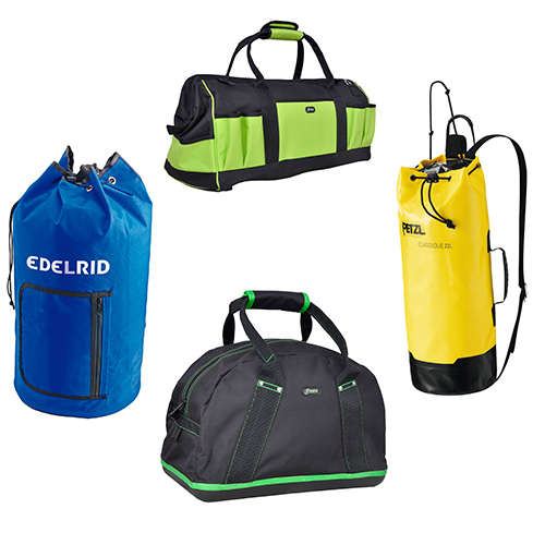 bolsas o sacas para equipos de protección individual