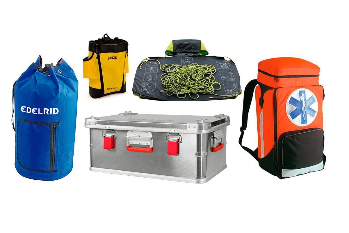 bolsas para equipos de protección individual