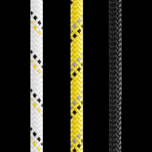 cuerdas semi-estáticas