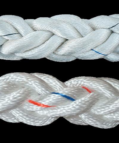 cuerdas trenzadas